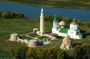 Казань-Булгар-Набережные Челны-Агрыз