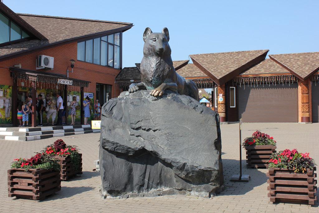Знаменитый  Ижевский зоопарк